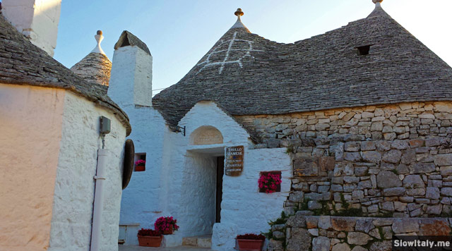 Trullo siamese. Photo © Slow Italy.