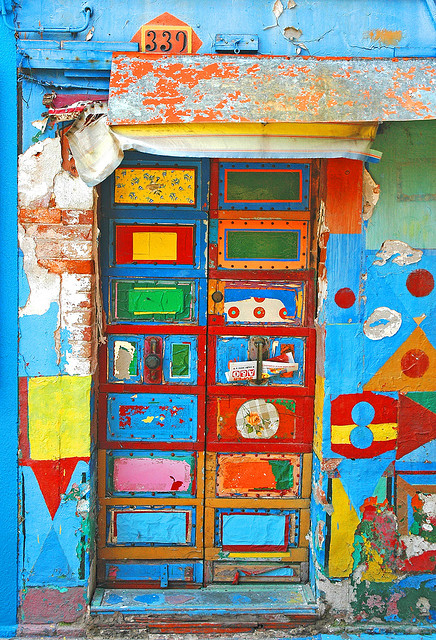 Burano, Venice. Photo © John C. Hutchins.