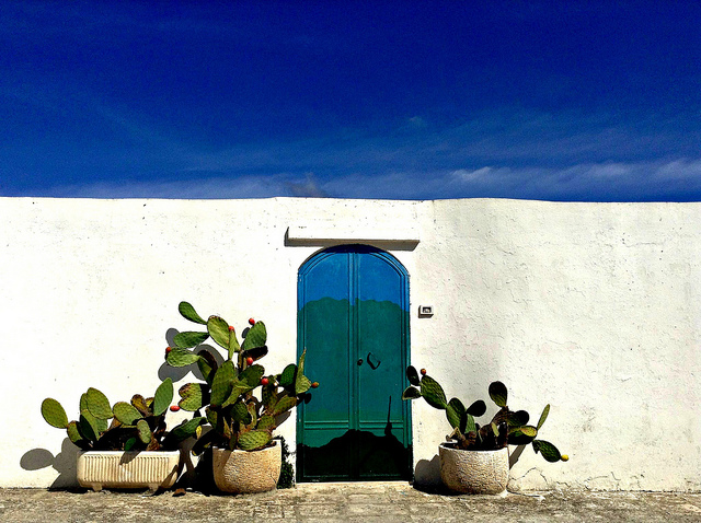 Ostuni. Photo by IsabelleTheDreamer.