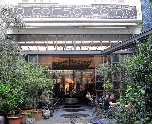 10 Corso Como concept store. Photo by thinkretail.