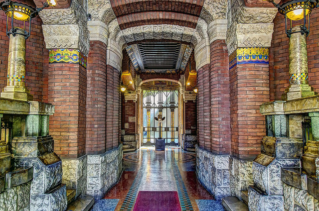 Palazzo Berri-Meregalli, Milano. Photo © Filippo Bianchi.