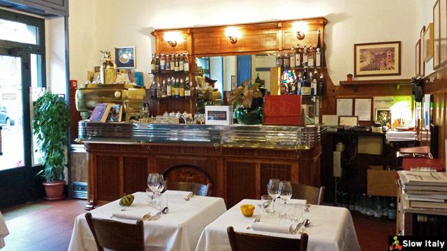 Trattoria Masuelli San Marco, Viale Umbria 80, Milano. Photo © Slow Italy.