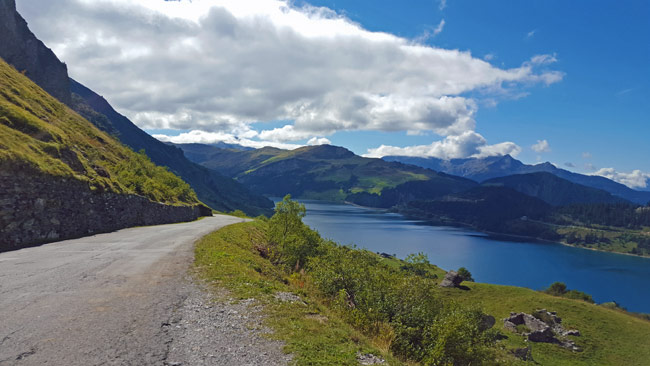 Roselend Lake