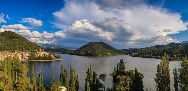 Lago di Piediluco. Photo by Milarix.