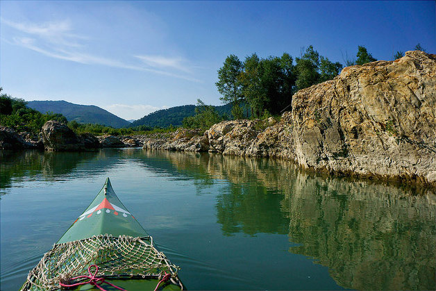 Pieve Santo Stefano Italy  city pictures gallery : ... Tiber. Lago Montedoglio, Pieve Santo Stefano. Photo by Franco Vannini