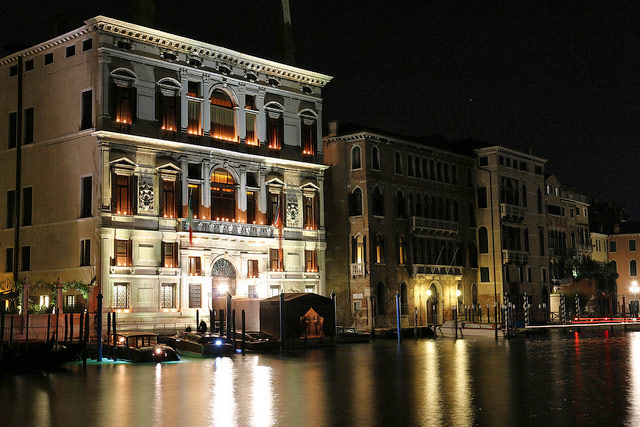 Aman Canal Grande, Venice. Photo: Jeffery Edwards.
