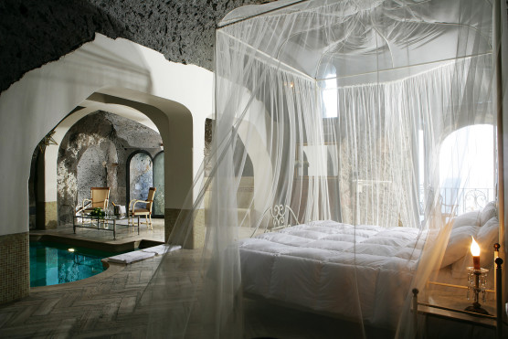 Boutique Hotel Bellevue Syrene. Photo: Mr & Mrs Smith.