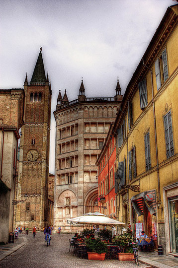Parma. Photo by Jakob Montrasio.