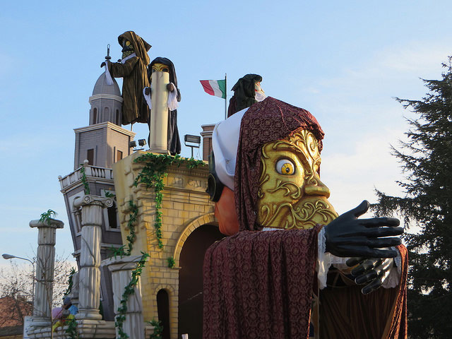 Fano carnival. Photo by Patrizia