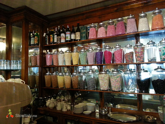 Caffè Bicerin, Turin. Photo © Slow Italy. See: Best historic cafés of Turin