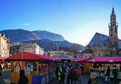 Blitz visit to beautiful Bolzano