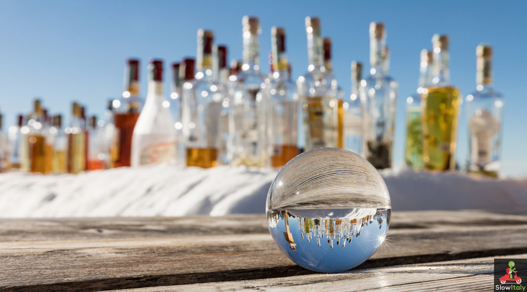 Italian Drinks (Alcoholic Drinks, Liqueurs, Liquors, Aperitifs