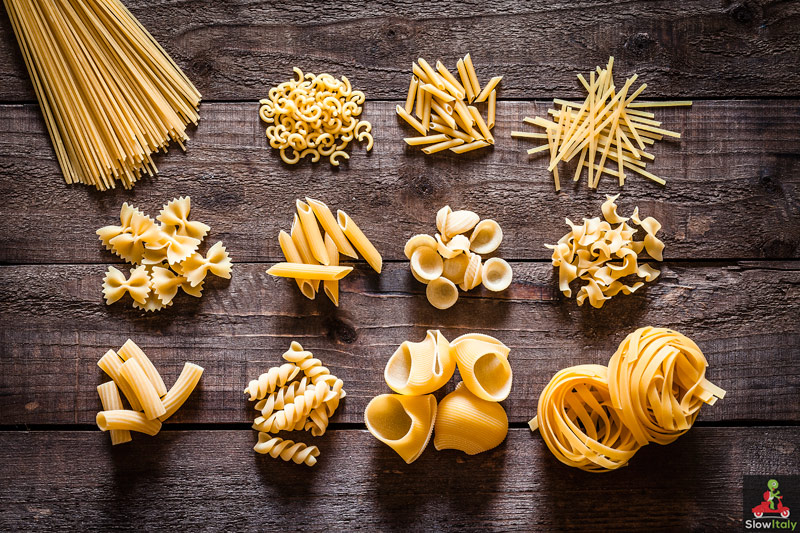 List Of Staple Foods In Italy