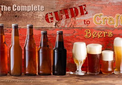 Not just blondes! Our Complete Guide to Italian craft beers